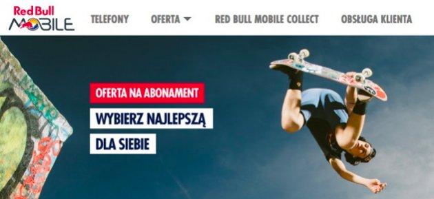 Koniec darmowego LTE w Red Bull Mobile w ofercie MNP