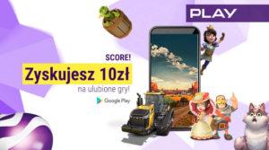 Play i RED BULL MOBILE – do 10 zł rabatu za zakupy w sklepie Google Play